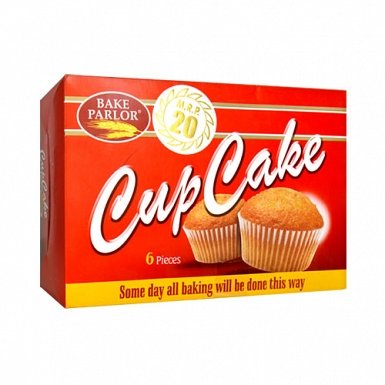 Cup Cake 6 Pieces