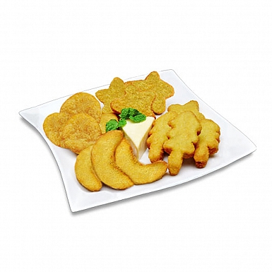 Chuggets from Menu(Ready to Cook) 600 Grams