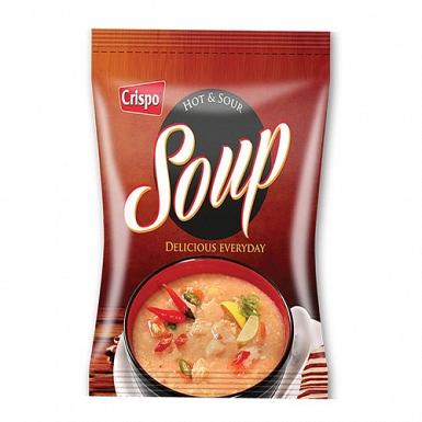 Crispo Hot & Sour Soup 50 Grams