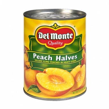 Del Monte Peach Half 820 Grams