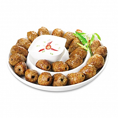 Gola Kabab from Menu(Ready to Eat) 660 Grams