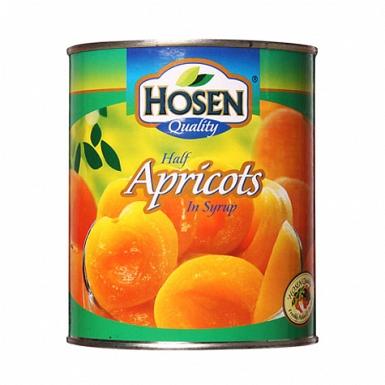 Hosen Apricot Half 825 Grams