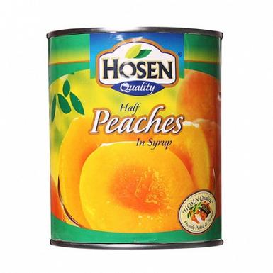 Hosen Peach Syrup 825 Grams