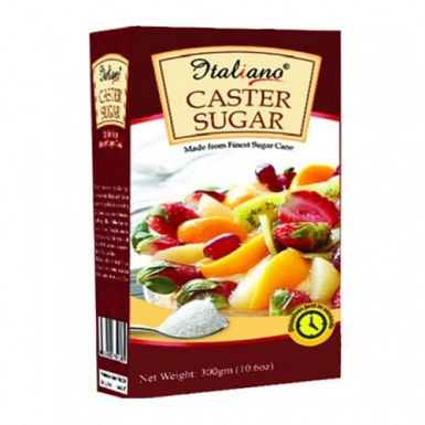 Italiano Caster Sugar 300Grams