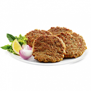 K&N's Chapli Kabab (Ready-to-Cook) 888 Grams