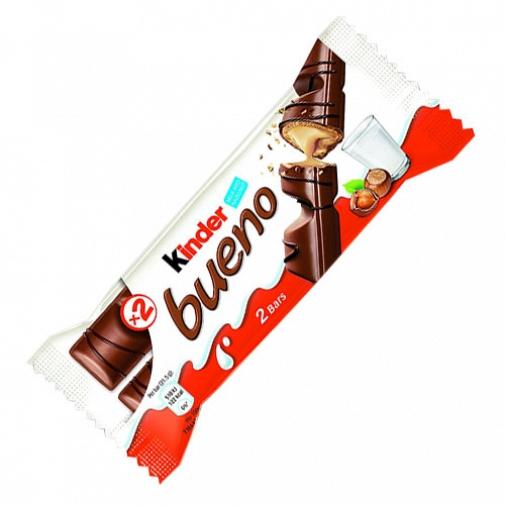 Kinder Bueno Chocolate 43Grams