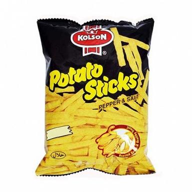 Kolson Potato Sticks 50Grams