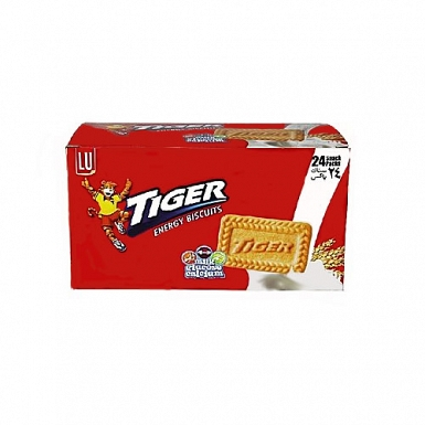 LU Tiger Energy Biscuits Ticky Pack ( 22.5Grams x 24 Pack )