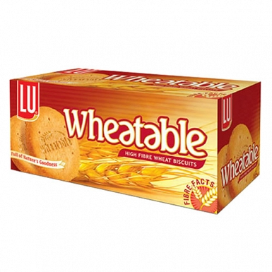 LU Wheatable High Fibre Biscuits Family Pack