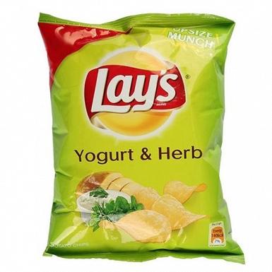Lays Yogurt & Herb 27Grams