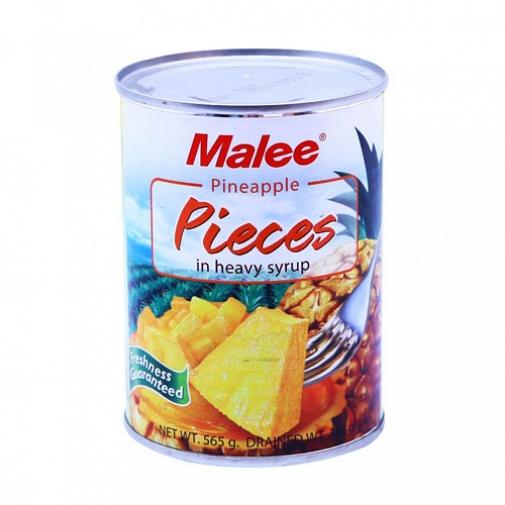 Pineapple Pieces 565 Grams