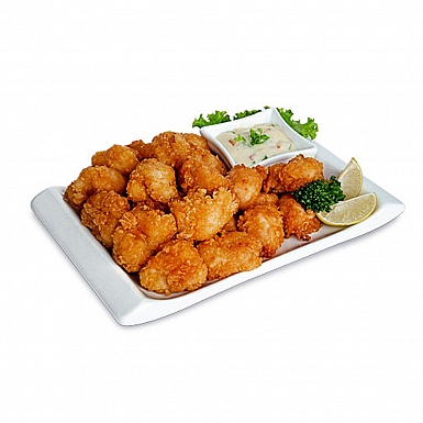 Popcorn Fish from Menu(Ready to Cook) 500 Grams