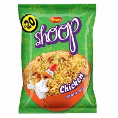 Shan Shoop Instant Noodles Chicken 70 Grams
