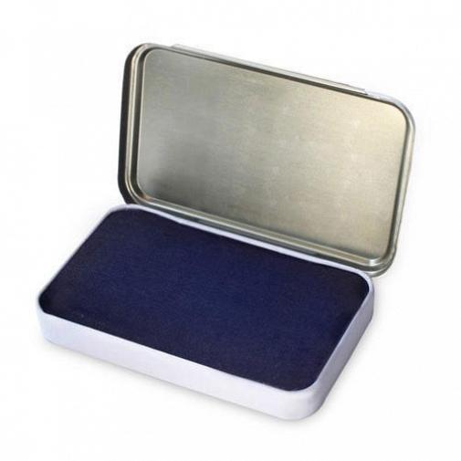 Stamp Pad Blue ink