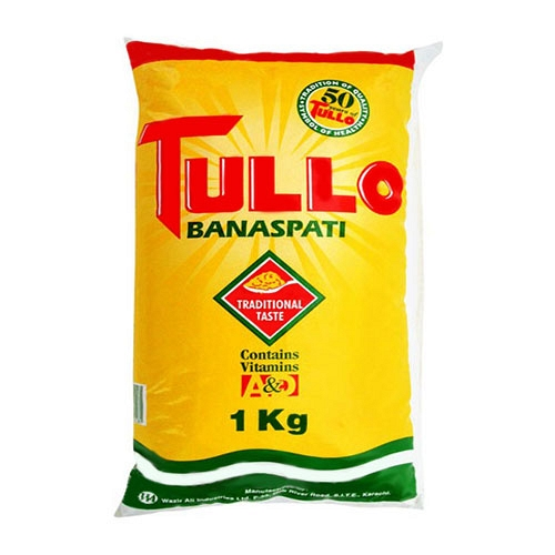Tullo Cooking Oil 1 Litre