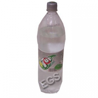 One 7 UP Diet 1.5 Litre Bottle
