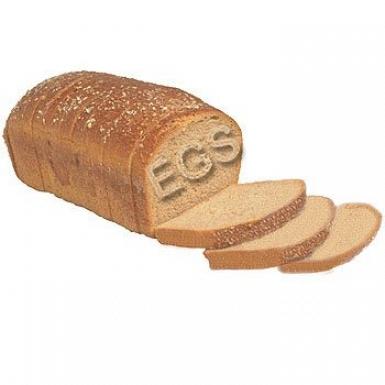 Sliced Fresh Bread For Famous Bakery