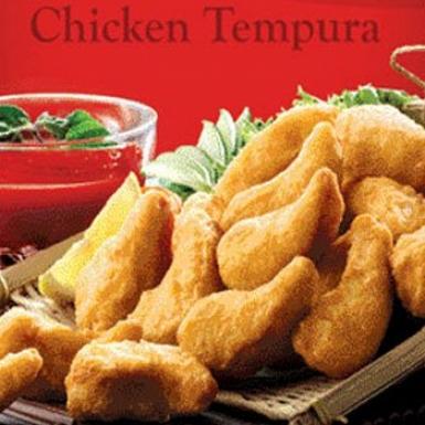 Chicken Tempura K&N's 250Grams