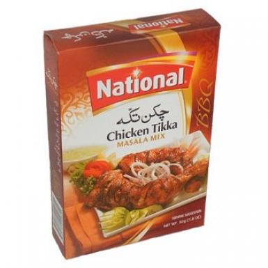 National Chicken Tikka