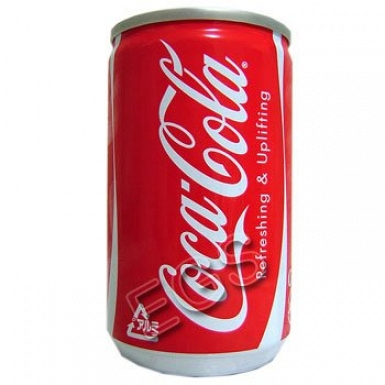 1 Coca-Cola Tin Pack 300 ml