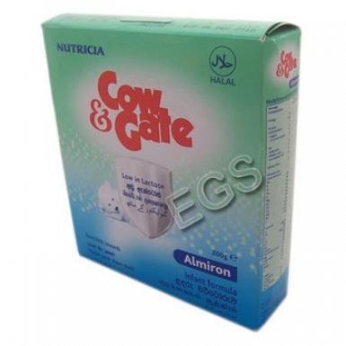 Cow & Gate Almiron Baby Milk 200 Grams