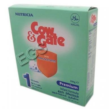 Cow & Gate Premium Baby Milk 200 Grams