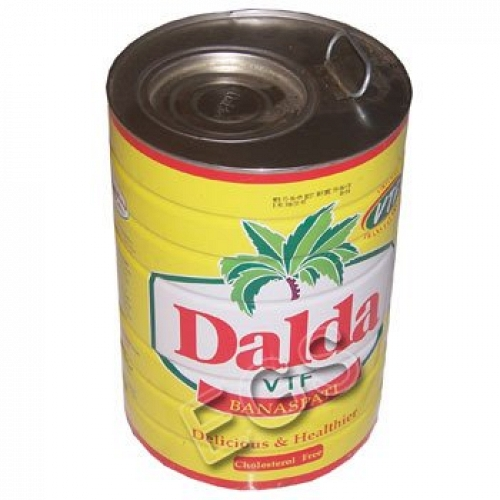 decrease in supply of dalda ghee Under the cooking fats and oils they produce dalda banaspati ghee, dalda cooking oil, dalda sunflower oil, and planta under yellow fats they have blue band margarine for business customers such as pizza hut, lu, and peek freans, the special line of products is called the masterline.