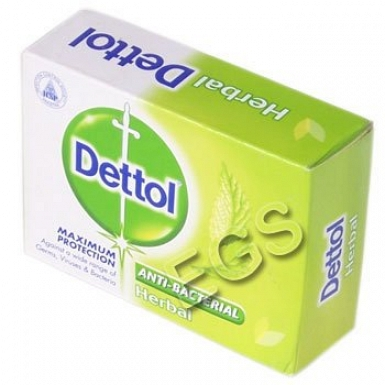 Dettol Soap 115 Grams
