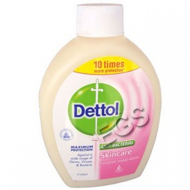 Dettol Anti Bacterial Hand Wash 250ml