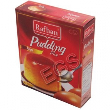 Rafhan Egg Pudding Mix 78 Grams