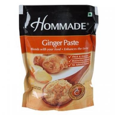 Hommade Ginger Paste 310 Grams