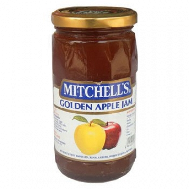 Mitchells Golden Apple Jam 450 Grams