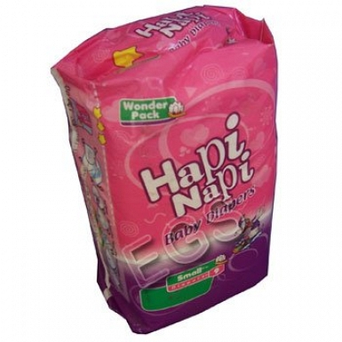 Hapi Napi Baby Diapers Large