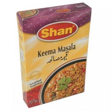 Shan Keema Masala