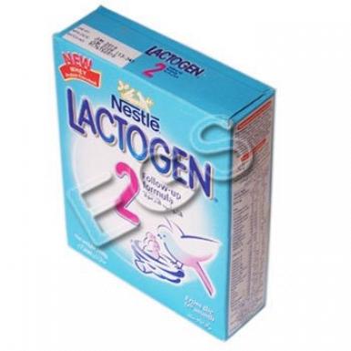 100 Grams Neslte Lactogen No. 2