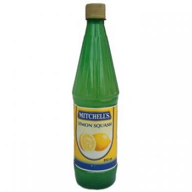 Mitchells Lemon Squash 810ml