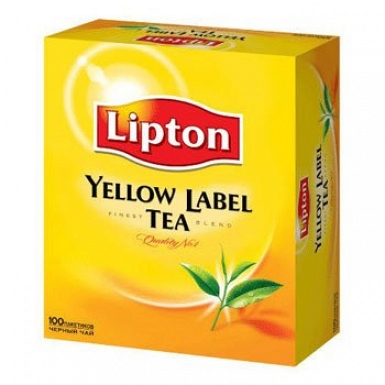 Lipton Yellow Label Tea 50 Bags