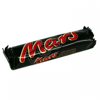 Chocolate Mars 1 Bar