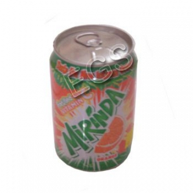 1 Mirinda Tin Pack 300ml