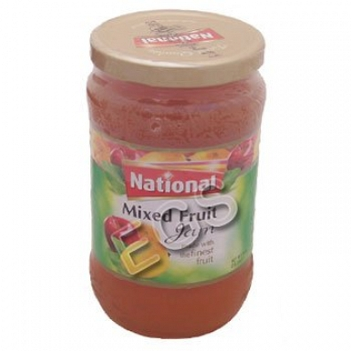 National Mixed Fruit Jam 440Grams