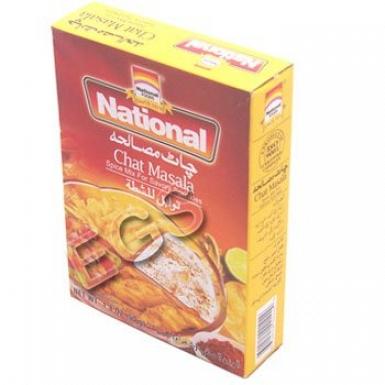 National Chat Masala 100Grams