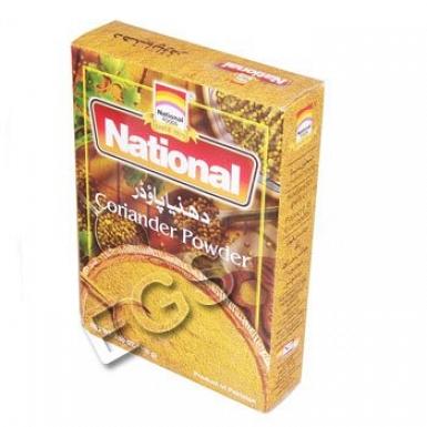 National Coriander Powder 100Grams