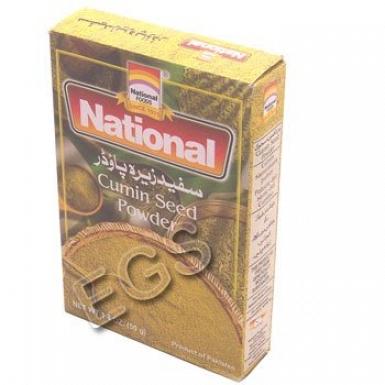 National Cumin Seed Powder 100Grams