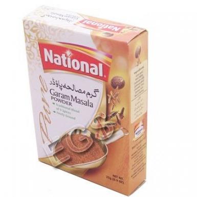 National Garam Masala Powder 50Grams