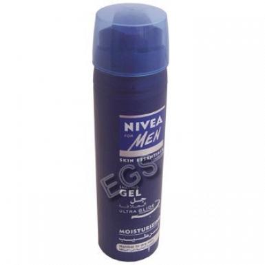 Nivea Moisturizing Shaving Gel 200ml