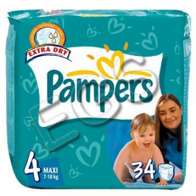 Medium Baby Pamper