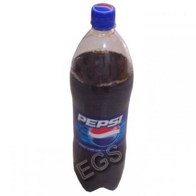 1 Pepsi Soft Drink Bottle 1.5 Litre