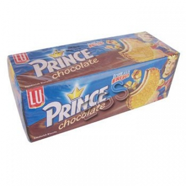 LU Prince Chocolates Biscuits Family Pack