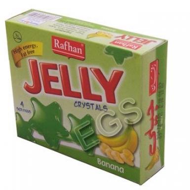 Rafhan Banana Jelly 80Grams