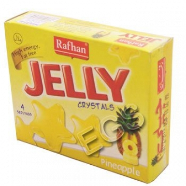 Rafhan Pineapple Jelly 80Grams